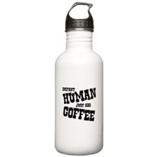 Instant Human Water Bottle