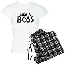 Like a Boss Pajamas