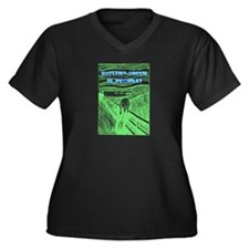 Soylent Green is People! Women's Plus Size V-Neck