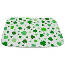 'Irish Shamrocks' Bathmat