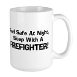 Feel Safe with a Firefighter Ceramic Mugs