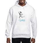 i spin/i jump Skating Hooded Sweatshirt
