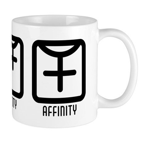 FemaleBoth to Female Mug