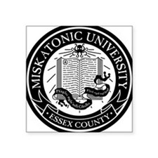 Miskatonic University Rectangle Sticker