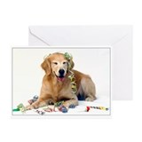 New years eve birthday card Greeting Cards