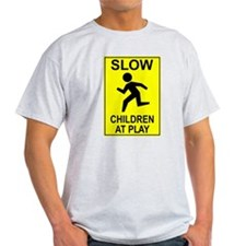 """Slow Children"" T-Shirt"