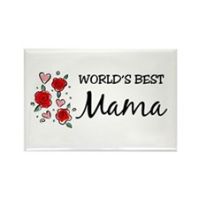 WB Mom [Russian] Rectangle Magnet
