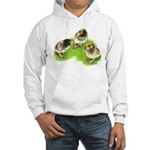 Brown Brabanter Chicks Hooded Sweatshirt