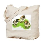 Brown Brabanter Chicks Tote Bag