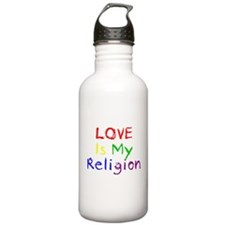 My Religion Water Bottle