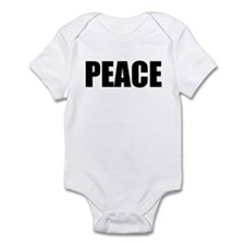 Be Bold PEACE Infant Bodysuit