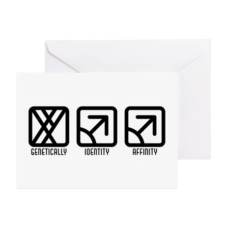 MaleMale to Male Greeting Cards (Pk of 10)