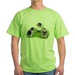 Creme Brabanter Chicks Green T-Shirt