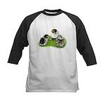 Creme Brabanter Chicks Kids Baseball Jersey