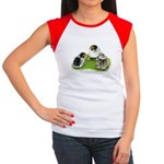 Creme Brabanter Chicks Women's Cap Sleeve T-Shirt
