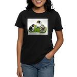 Creme Brabanter Chicks Women's Dark T-Shirt