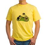 Creme Brabanter Chicks Yellow T-Shirt