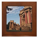 Architecture, Photograph, Creative Framed Tile