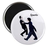 Sparks Walking Magnet