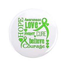 "Lymphoma Hope 3.5"" Button"