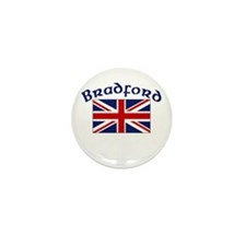 Bradford, England Mini Button (100 pack)