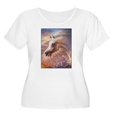 TheConquererframed1v Plus Size T-Shirt