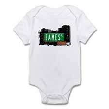 Eames Pl, Bronx, NYC Infant Bodysuit