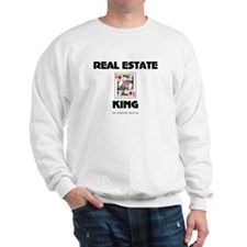 Real Estate King Sweatshirt