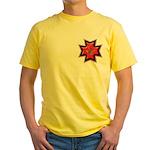 The Maltese Mason Yellow T-Shirt