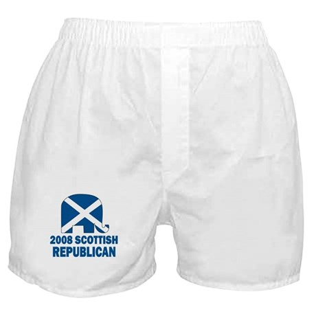 Scottish Republican Boxer Shorts
