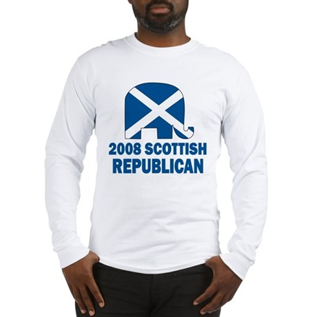Scottish Republican Long Sleeve T-Shirt