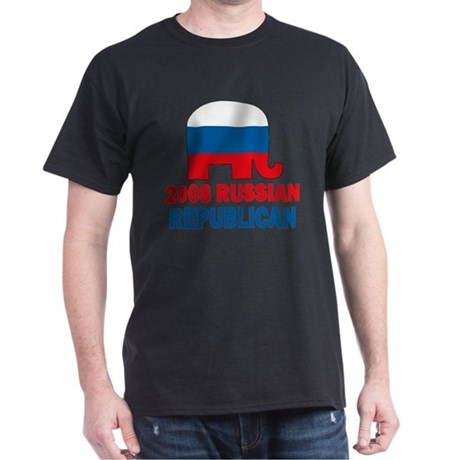 Russian Republican Dark T-Shirt