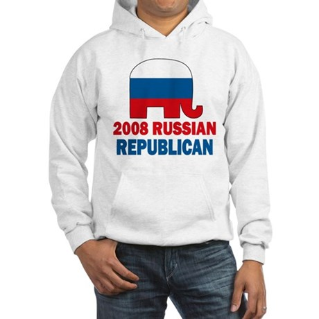 Russian Republican Hooded Sweatshirt