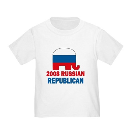 Russian Republican Toddler T-Shirt