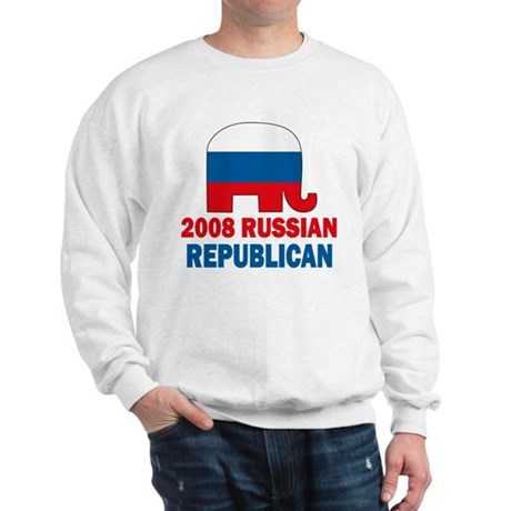 Russian Republican Sweatshirt