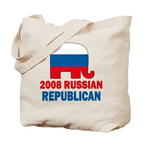 Russian Republican Tote Bag