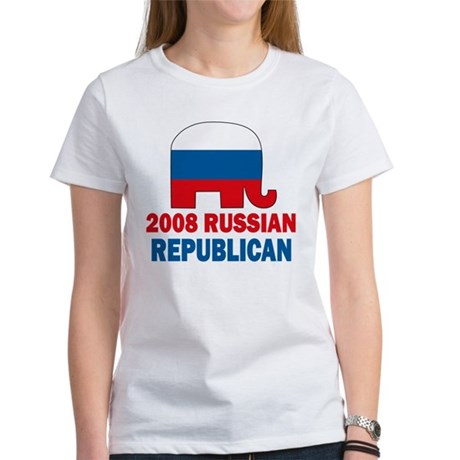 Russian Republican Women's T-Shirt