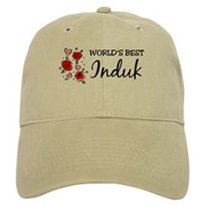 WB Mom [Indonesian] Baseball Cap