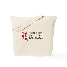 WB Mom [Indonesian] Tote Bag