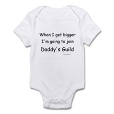 Daddy's Guild Infant Bodysuit