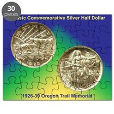 Oregon Trail Coin Puzzle