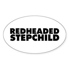 Redheaded Stepchild Decal