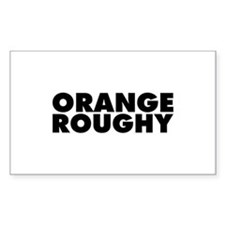 Orange Roughy Decal