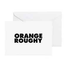 Orange Roughy Greeting Cards (Pk of 20)