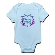 Reading Happiness Infant Bodysuit