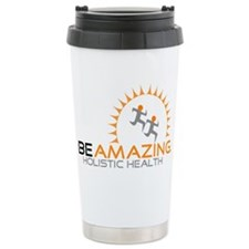 Be Amazing Travel Mug 2 Stainless