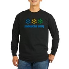 Snowchi 2014 Long Sleeve T-Shirt