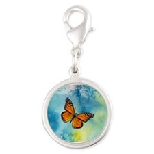 Monarch Butterfly Charms