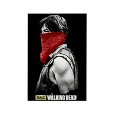 Daryl Dixon Bandit Rectangle Magnet