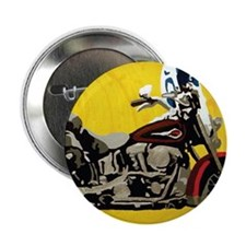 "Harley 2.25"" Button"